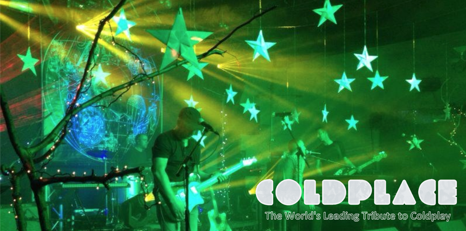Coldplace Banner