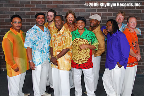 EWF Experience band pic 1