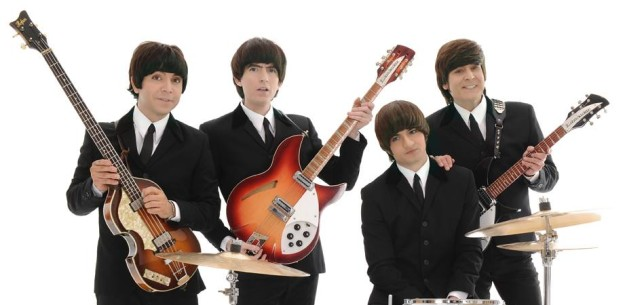 Fab four band pic 2
