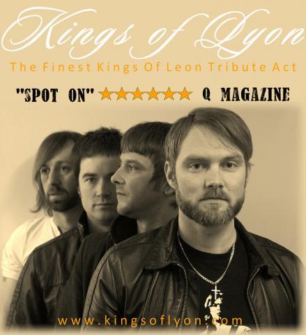 Kings of Lyon band pic 3